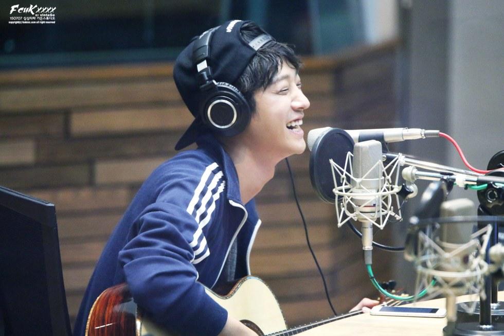 jung joon young at simsimtapa 1 year anniversary july 7 2015