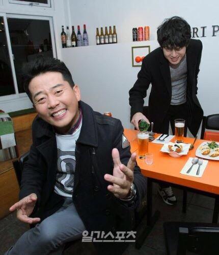 Jung joon young and kim jun ho in drunken talk interview