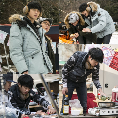 jung joon young in show 2D1N 2016