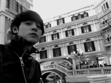 Jung Joon Young in Macau March 2016