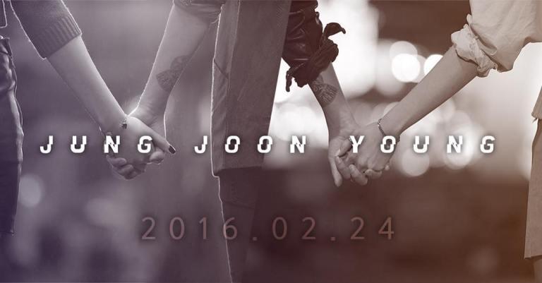 Jung Joon Young solo single album SYMPATHY on Feb 24 2016