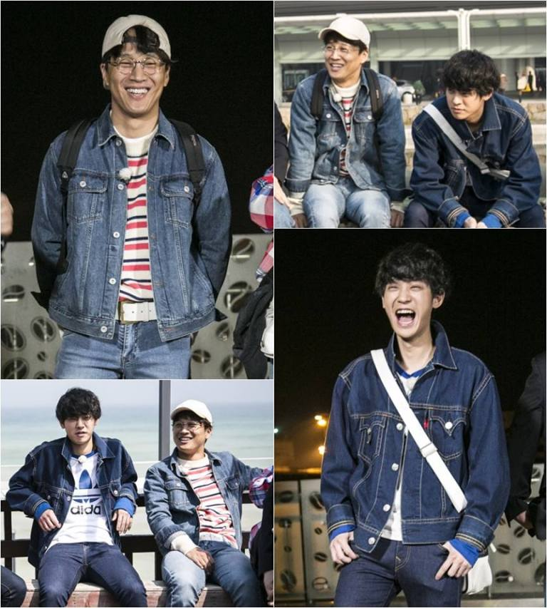 Denim Couple Jung Joon Young and Cha Tae Hyun in reality show 2 Days 1 night