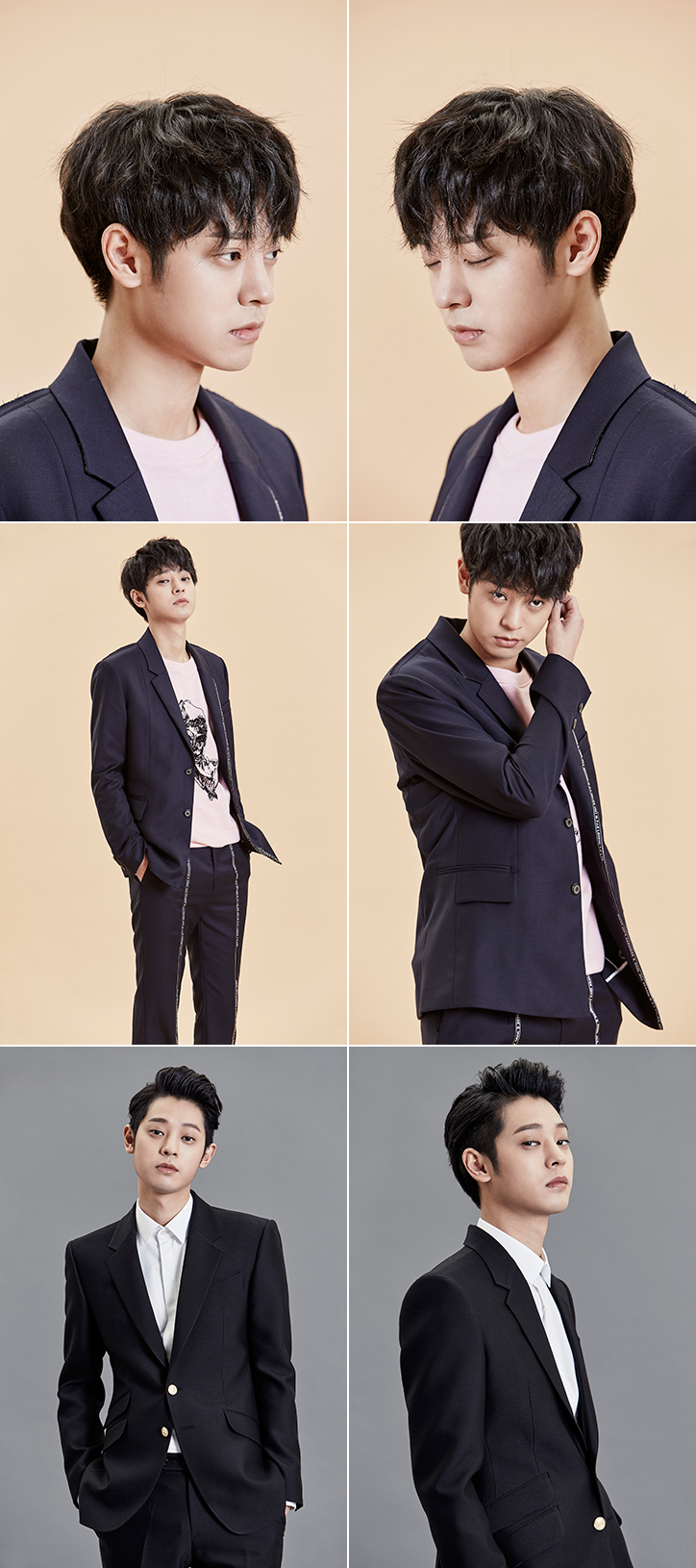 Jung Joon Young official photos of Sympathy promotional session in 2016