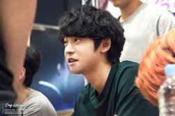 jung joon young and drug restaurant @ fan sign event 20160702 2