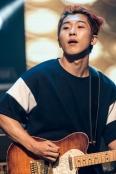 Jung Joon Young and Drug Restaurant @ MBC Cultural Concert Nanjang 20160705 2