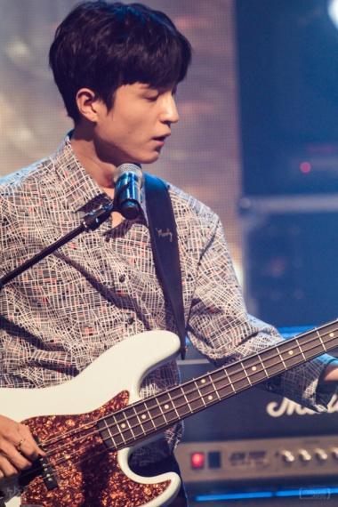 Jung Joon Young and Drug Restaurant @ MBC Cultural Concert Nanjang 20160705 3