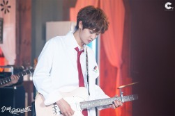 Jung Joon Young in Mistake MV behind the scene