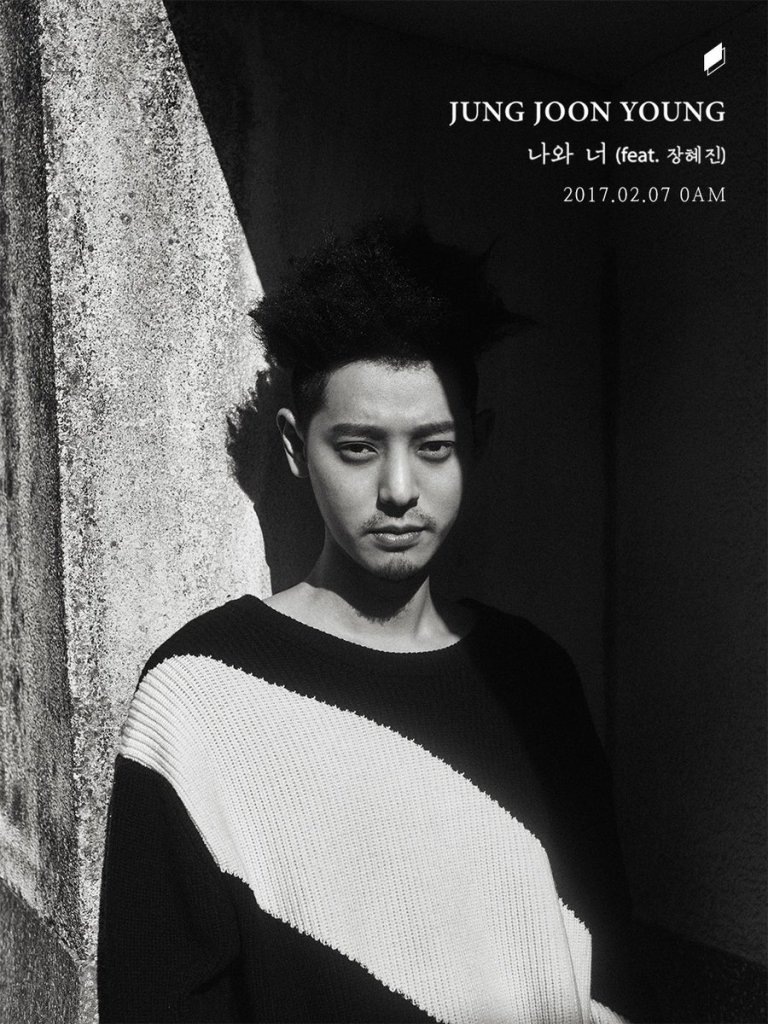 Jung Joon Young image teaser of new solo album D5