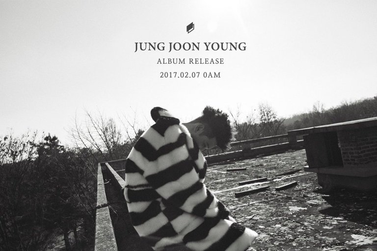 Jung Joon Young to release new album on Febuary 2 2017