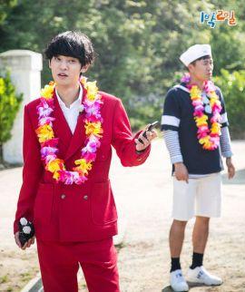 Couple Jung Joon Young - Kim Jong Min of 2 Days 1 Night