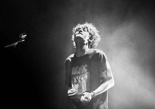 Rocker Jung Joon Young at Seoul Jazz Festival on May 2016