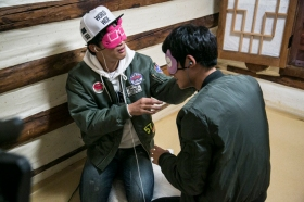 Cha Tae Hyun - Jung Joon Young chemistry in 2 days 1 night