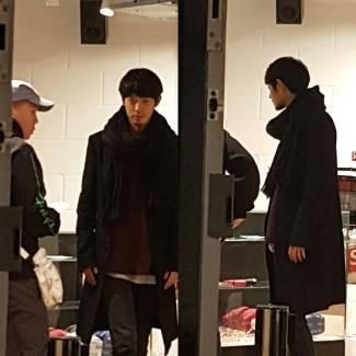 Jung Joon Young @ London Supreme on November 2016