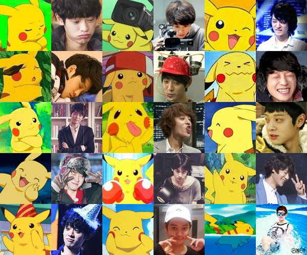 Jung Joon Young with pokemon