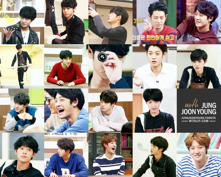 Jung Joon Young in the show Old House New House 2015-2016