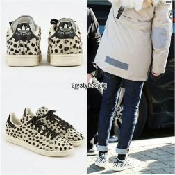 Jung Joon Young shoes in 2 Days 1 Night in Harbin 2016
