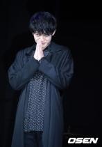 Jung Joon Young at his Sympathy showcase on Febuary 24, 2016