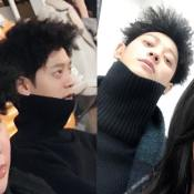 Jung Joon Young at Kim Jae Joong concert in Seoul on January 22, 2017
