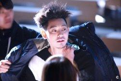 Jung Joon Young in behind the scenes photo series of album jacket on Jan 2017
