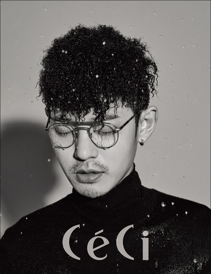 Jung Joon Young in Ceci Korea Feb 2017