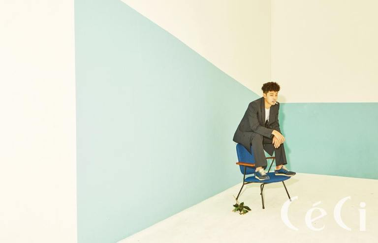 Jung Joon Young on Ceci Korea magazine Feb 2017