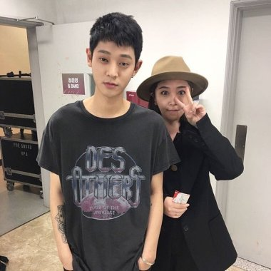 backstage of jung joon young concert in daegu 20170311 1