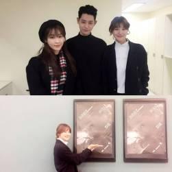 Jung Joo Mi at Jung Joon Young's Seoul concert 20170225