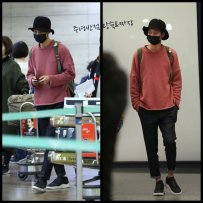 jung joon young leaving for concert in taiwan 2017 9a