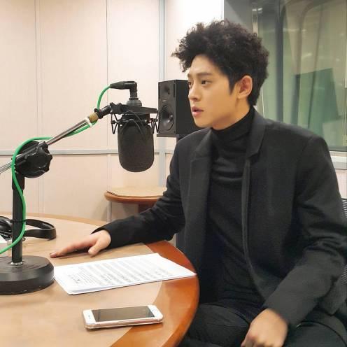 jung joon young guesting on john park radio show 2017