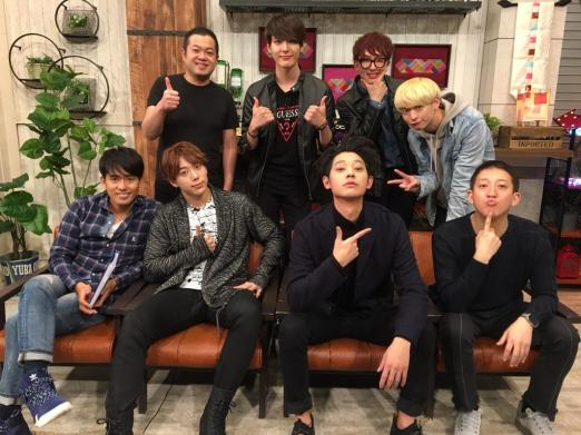 jung joon young on show HANRYU_zap in japan 20170214
