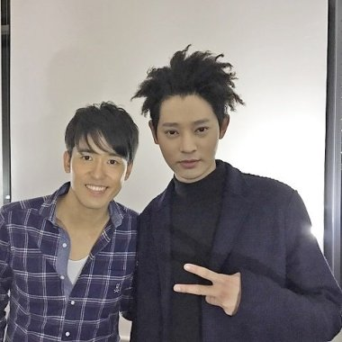 jung joon young on HANRYU_zap in japan on Valentine's Day 2017