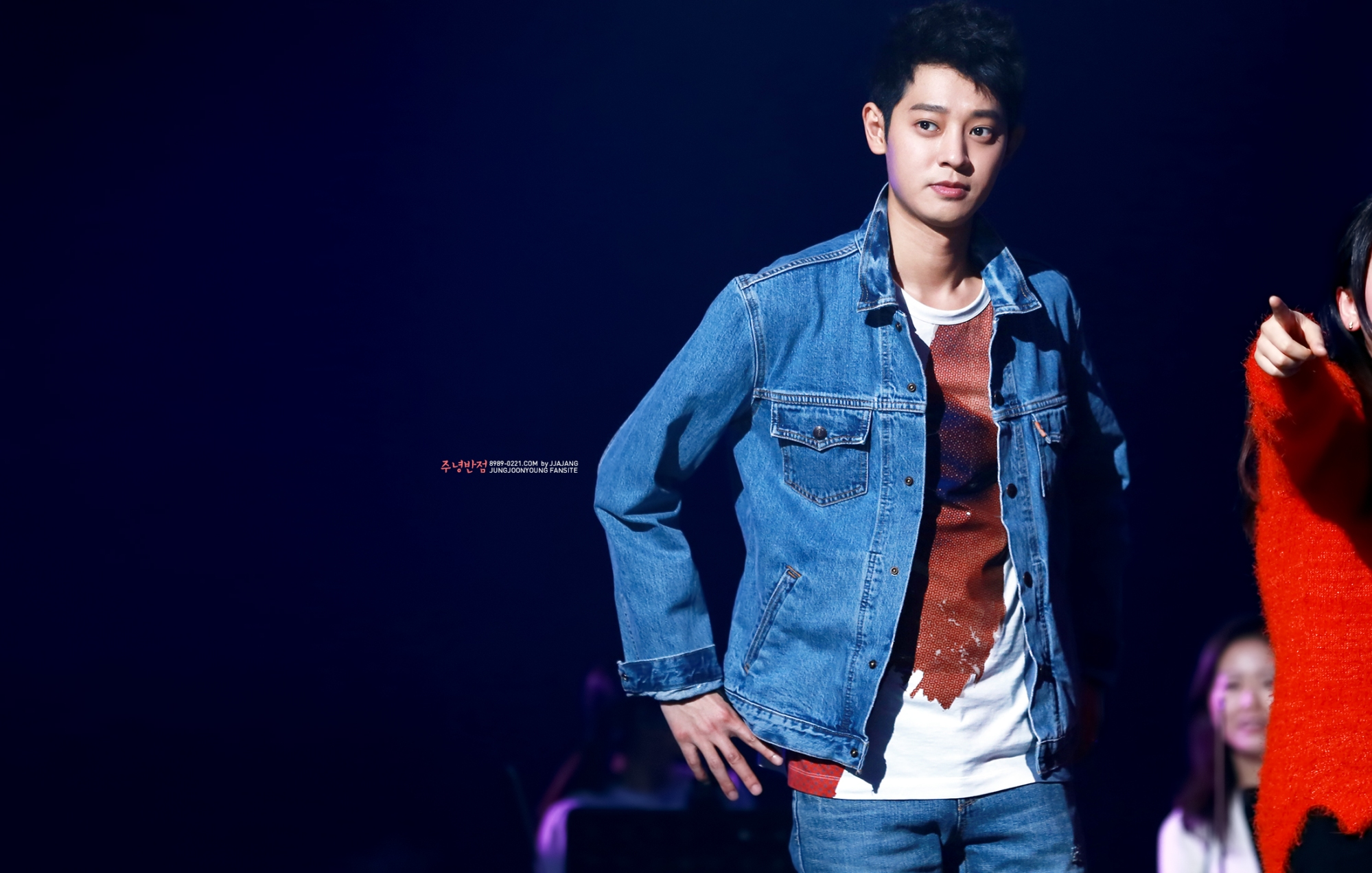 jung joon young on yoo hee yeols sketchbook 20170211